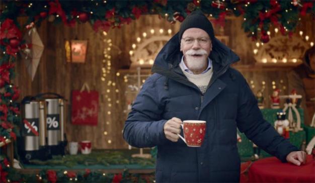 """En Navidad los """"jefazos"""" se bajan del pedestal para reírse (sin disimulo) de sí mismos"""