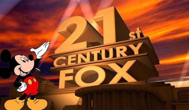 """21st Century Fox podría dar hoy el """"sí quiero"""" a Disney"""