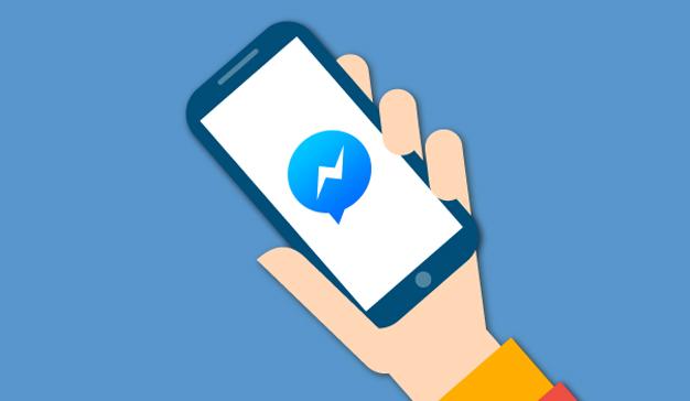 Facebook celebra el éxito de Messenger en 2017