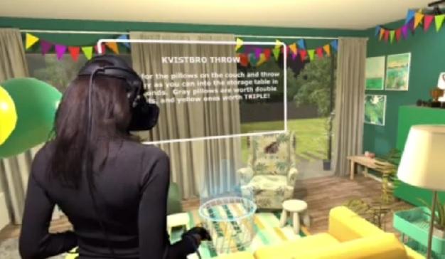 IKEA utiliza la realidad virtual en la apertura de una de sus tiendas