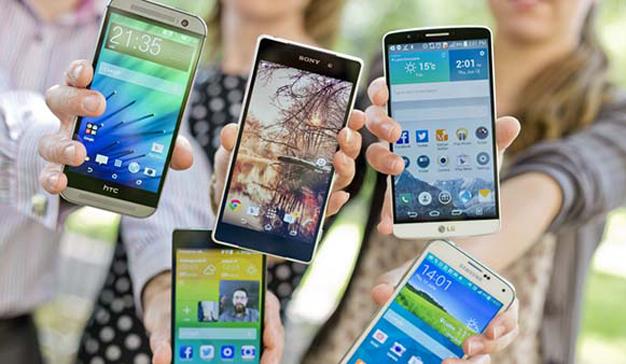 En 2018 se venderán 1.600 millones de smartphones