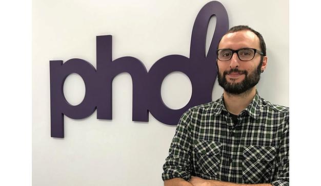 Asier Albistur, nuevo Director Estratégico de PHD