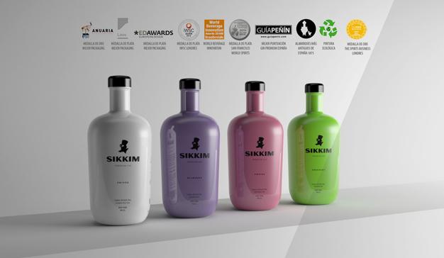 Qantima Group se hace con el 100% de la marca Sikkim Gin