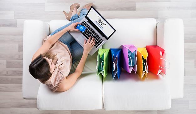 El 70% de los usuarios de España compra online