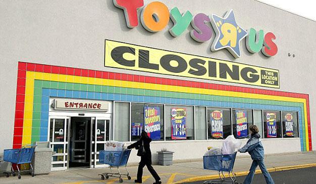 """Toys """"R"""" Us cerrará 182 tiendas en Estados Unidos"""