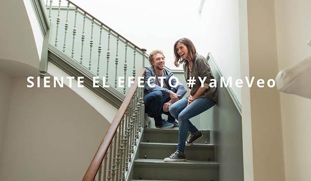 Fotocasa invita a sentir el efecto #YaMeVeo en su nueva campaña