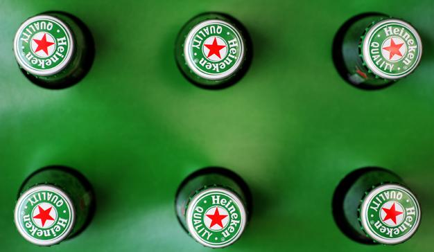 Heineken o cómo no ser el héroe de la historia (y aún así triunfar)