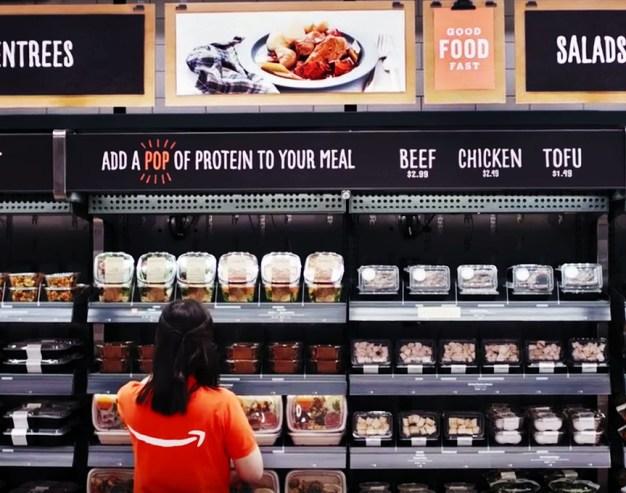 Amazon Go inaugura su primera y esperada tienda en Seattle