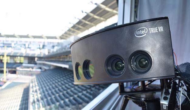 Intel anuncia la apertura de un estudio para producir contenido inmersivo