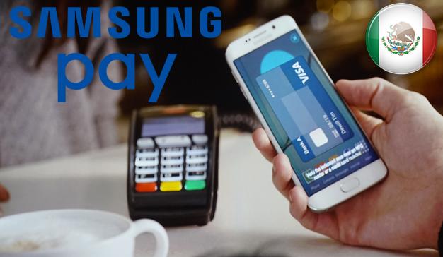 Samsung Pay hace su aparición en México
