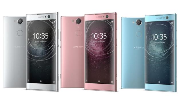 Sony ha presentado en CES los smartphones para amantes de los selfies