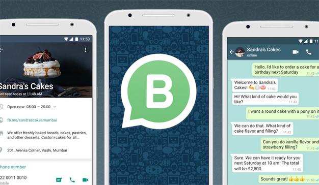 WhatsApp Business sale oficialmente del cascarón después de muchos dimes y diretes