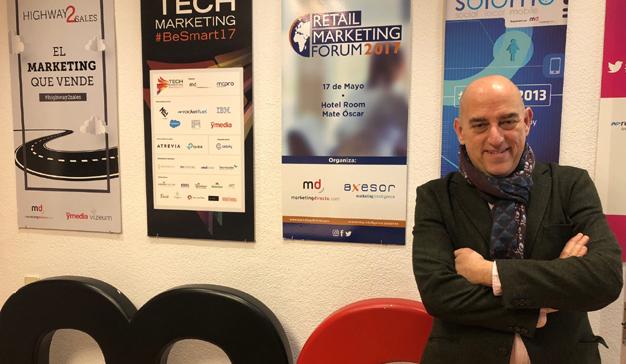 """""""Somos una marca líder y tenemos la responsabilidad de retar al mercado con innovación"""", M. Justribó (Telepizza)"""