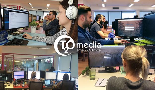 La innovación de T2O media recibe reconocimiento institucional