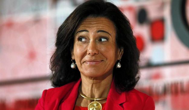 Ana Botín, presidenta del Banco Santander, se suma a Twitter