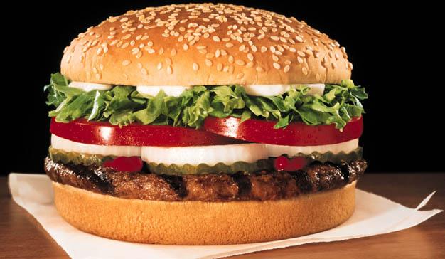 Desmitificando las cocinas de Burger King: sí, la parrilla es real