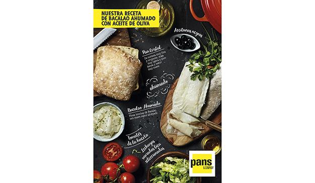 """""""Bocadillos de Mercado"""", la apuesta más innovadora de Pans & Company"""