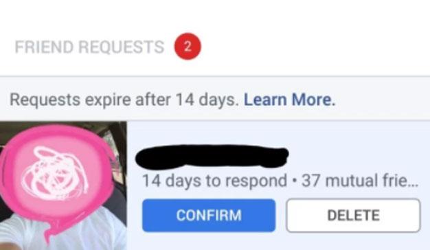 Facebook introducirá peticiones de amistad efímeras que se autodestruirán