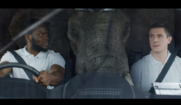Ford anima en esta campaña (con elefante incluido) a eliminar el estigma de las enfermedades mentales