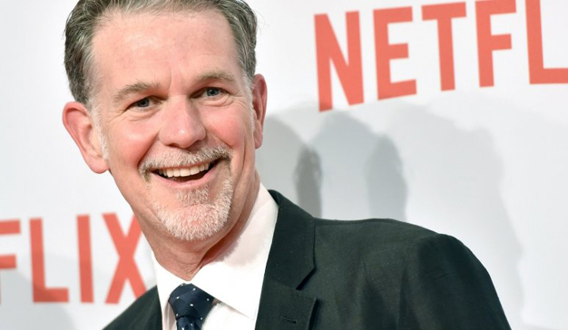 Reed Hastings (Netflix):