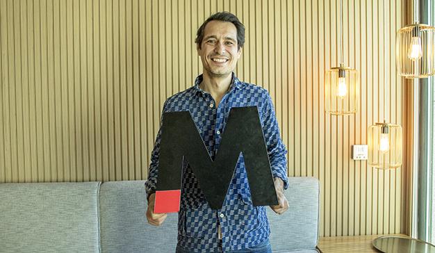 Miguel de María, nuevo director creativo de Manifiesto Madrid