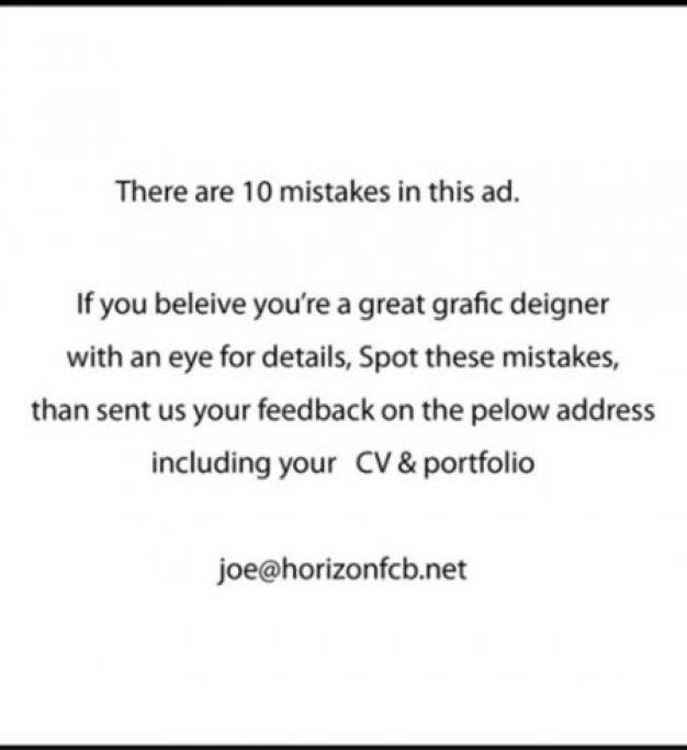 11 originales anuncios para reclutar talento (o no) en este Día del Trabajador
