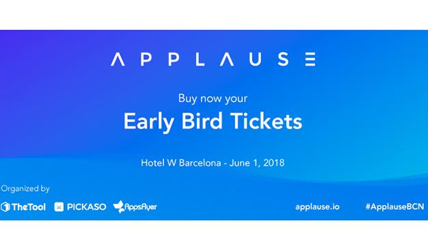 Vuelve Applause, el mayor congreso de Marketing de Aplicaciones Móviles de España