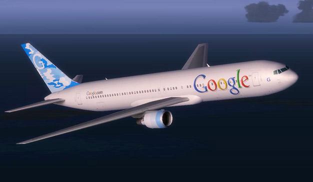 Google podría ofrecer un servicio de banda ancha en aviones de la mano de Nokia