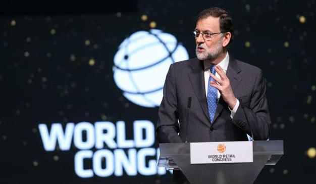 Rajoy quiere que el comercio online y tradicional tengan las mismas oportunidades