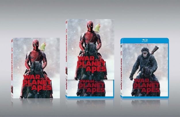 """Esta """"macarra"""" campaña convierte a Deadpool en protagonista de Terminator y otras películas"""