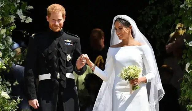Más de 2,1 millones de españoles siguieron la boda del Príncipe Harry y Meghan Markle