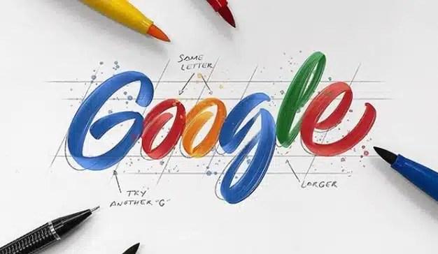 Así es la versión más artesanal de los logos de Google, Netflix o Coca-Cola