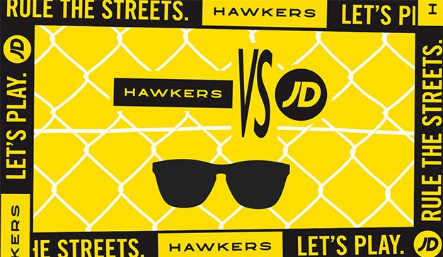 Hawkers firma un acuerdo con JD y se convierte en la primera marca española que vende en el retailer británico