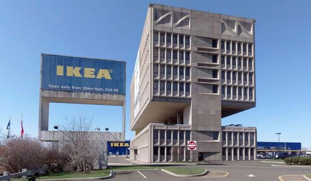 IKEA podría abrir su propio hotel en el edificio Pirelli Tire de Connecticut