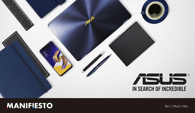 Asus elige a Manifiesto como su agencia de Social Media