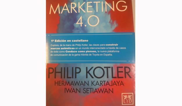 Philip Kotler: Marketing 4.0 (colección acción empresarial)