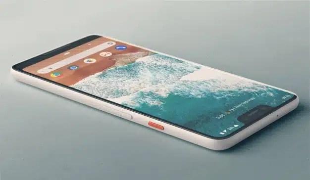 El Pixel 3 XL de Google hace