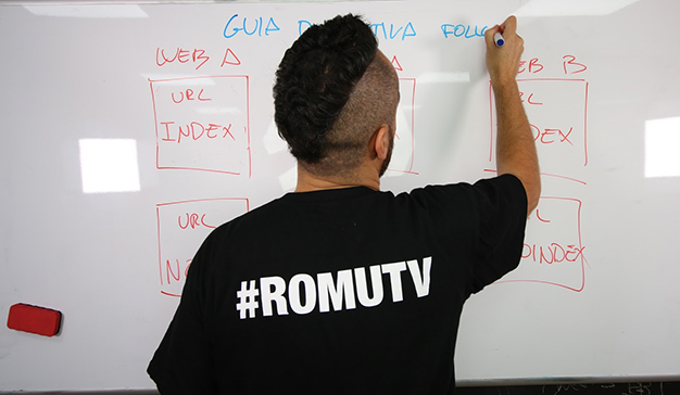 """Romuald Fons: """"Se acabó el SEO de palabras clave, toca pensar en las personas"""""""