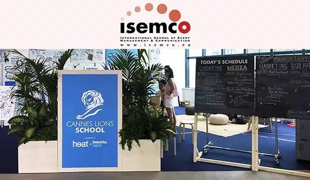 Una alumna de ISEMCO, única estudiante española en la Roger Hatchuel Academy de Cannes