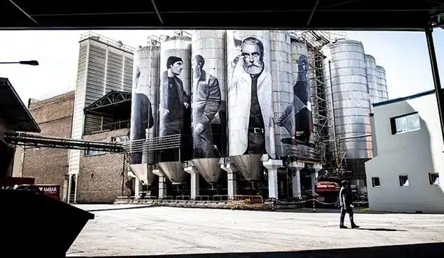 Ambar transforma su fábrica histórica en un homenaje a su oficio