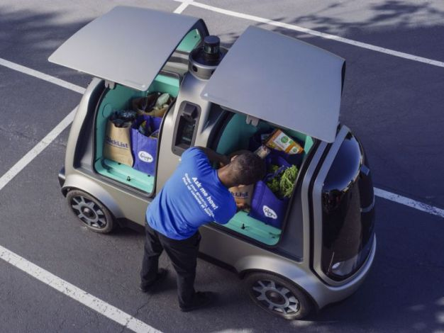 La mayor cadena de supermercados de Estados Unidos lanza su delivery autónomo este otoño