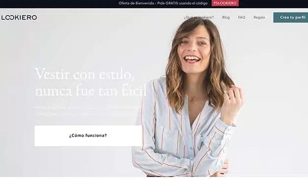 El servicio líder de personal shopper Lookiero presenta su nueva imagen