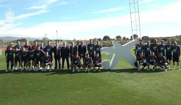 CaixaBank patrocinará a la Selección hasta el año 2024
