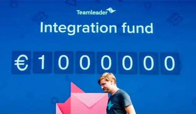 Teamleader lanza un fondo de 1 millón de euros para impulsar el desarrollo de nuevas integraciones