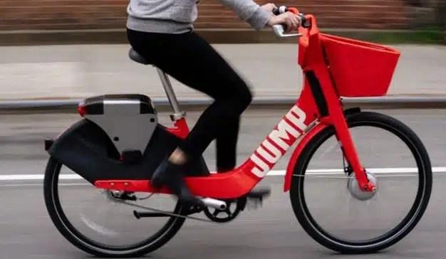 El servicio de bicicletas de Uber recorrerá las calles de Berlín a finales de verano