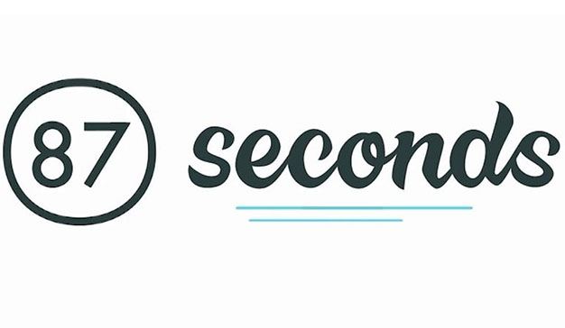 87 seconds