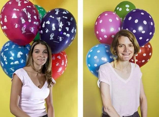 Los trabajadores de Shutterstock recrean sus imágenes más populares por su 15º aniversario