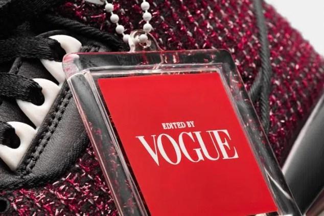 Nike y Vogue se calzan unas glamurosas zapatillas firmadas por Anna Wintour