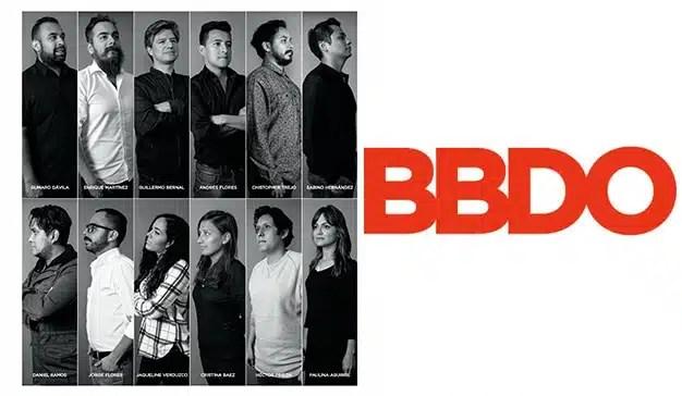 BBDO México: un equipo con mucho talento