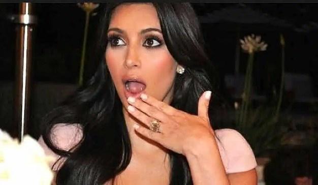 """A Kim Kardashian se le va la mano con la """"inspiración"""" en su nuevo perfume"""